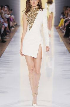 Alexandre Vauthier Fall 2012. If only I had somewhere to wear something like this...and I looked that good in it.