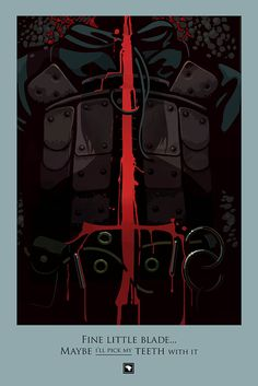 Beautiful Death, Episodic 'Game of Thrones' Illustrations Showing Iconic Deaths From Seasons 1-4