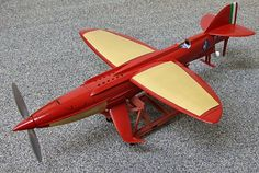 Piaggio-Pegna P.C.7. Marsh Models/Aerotech, 1/32, resin, initial release 2013, No.32017. Price: Not Sold.