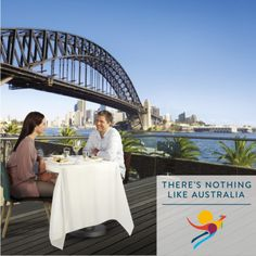 Drink in the view while fine dining on Sydney Harbour; Indulge in seafood and discover the Hunter Valley.   New South Wales really steps up to the plate when it comes to food and wine experiences.