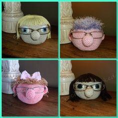 Specsafer glasses holders - girls