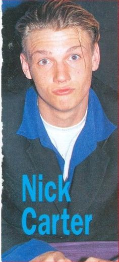 oh Nick love you