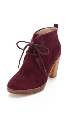 KORS Michael Kors Lena Lace Up Booties #Fashion #Shoes #Trend