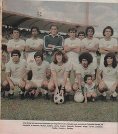 DEPORTIVO CALI  *  PARTE 2     FOTOS HISTÓRICAS * HISTORICAL PHOTOS * HISTORISCHE FOTOS * PHOTOS HISTORIQUES * FOTO STORICHE * Исторически... Historical Photos, Sketches, Movie Posters, World Championship, Football Team, Historical Pictures, Drawings, Film Poster, Doodles