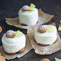 Mini Desserts, Delicious Desserts, Yummy Food, Food Cakes, Cupcake Cakes, Lemon Tiramisu, Baking Recipes, Cake Recipes, Baked Alaska
