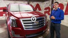À l'émission cette semaine, Antoine Joubert et Benoit Charette essaient l'immense Cadillac Escalade Platinum 2016 et en reportage, on découvre la toute nouvelle version du Nissan Titan XD 2016 avec Benoit dans la ville de Phoenix, en Arizona.