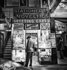 Black & White 40's Photography of San Francisco – Fubiz Media