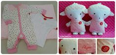 ♡ Create a cute companion from our little one's outgrown clothes ♡