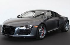 Before the 2013 Audi R8 goes on sale beginning next year, the company is offering a limited exclusive selection edition for those customers interested in owning an exclusive and unique variant of 2012 R8. Keeping this in mind, Audi will be manufacturing only 50 of these models which will be available in V8 and V10 coupe styles. There will be a total of 20 V8's and 30 V10's which will be manufactured by the company making this variant exclusive for a select few.