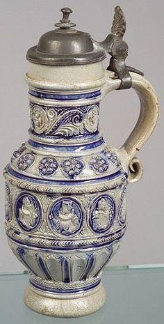 westerwald stoneware - Google Search