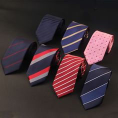 Find More Ties & Handkerchiefs Information about New Arrival Neckties 7cm Slim Polyester Silk Neck Ties for Men Striped & Dot Wedding Suits Gravatas Business Neckwear Corbatas,High Quality silk tie wholesale,China silk tie dye Suppliers, Cheap tie from Dotes Mall on Aliexpress.com