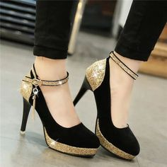 be19fd4ac9d93e DROPKICKS STOCK ITEM  Platform Pumps 2015 Italian Shoe And Bag Set For Party  In Women Pointed Toe High Heels Sequined Cloth Wear Light Plateau