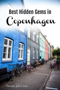 If you want to get off-the-beaten-path and see some hidden gems in Copenhagen, these are some of the best ones to visit on your next trip! Voyage Europe, Europe Travel Guide, Travel Guides, Cool Places To Visit, Places To Travel, Travel Destinations, Holiday Destinations, Travel Diys, Time Travel