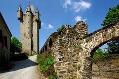 Burg Nassau über Nassau / Lahn von Mohr Wilfried