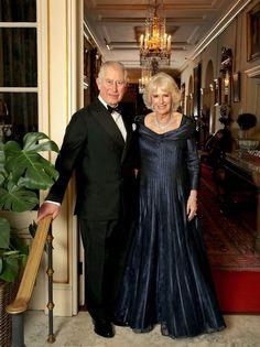 Prince Charles and Duchess Camilla; November 14, 2014