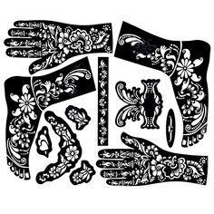 face painting stencils free printable - Google zoeken