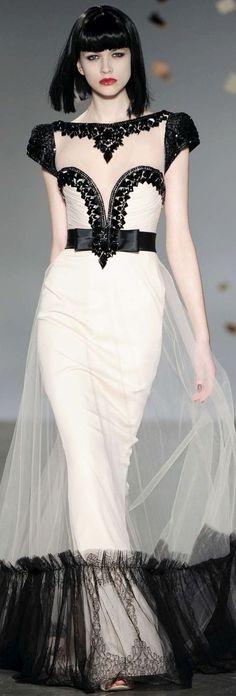 Georges Hobeika Haute Couture.