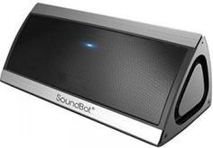 SoundBot Sb520 3D Hd Bluetooth 4.0 Wireless Speaker Portable Bluetooth Mobile/Tablet Speaker
