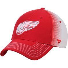 Detroit Red Wings Vapor Alpha Structured Adjustable Hat - Red