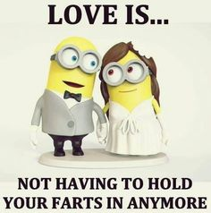67 Ideas Funny Love Quotes Minions Hilarious For 2019 Minion Love Quotes, Love Quotes Funny, Minions Quotes, Funny Love, Fart Quotes, Funny Sayings, Hilarious Quotes, Minion Sayings, Funny Phrases