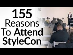 155 Reasons To Attend StyleCon | 12 Of The Best In The Men's Lifestyle Field At StyleCon 2016