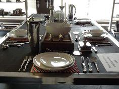 carrol boyes functional art Serveware, Cutlery, South Africa, Table Settings, Black And White, Design, Art, Art Background, Black N White