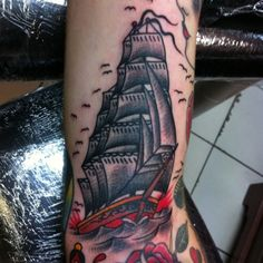 Thanks Shaun! (Taken with Instagram at Third Eye Tattoo, Melbourne)