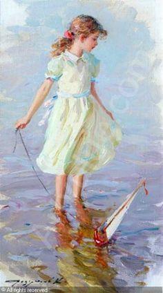 ------- Russian painter Konstantin Lizarazu Karimov (continued) - chxliu03 @ 126 - chxliu03 @ 126's blog
