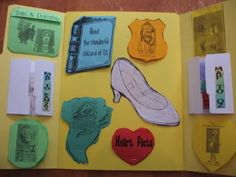 wizard of oz lapbook (from HSS)