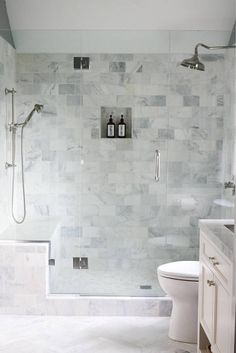 31 Lovely Bathroom Shower Remodel Ideas ~ Ideas for House Renovations Beautiful Small Bathrooms, Dream Bathrooms, Mold In Bathroom, Master Bathroom, Bathroom Showers, Bathroom Caddy, Bathroom Grey, New Toilet, Shower Remodel