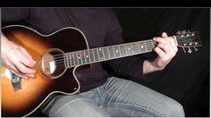 Lynyrd Skynyrd - Simple Man - Acoustic Guitar Lesson guitarcouch.com - H...
