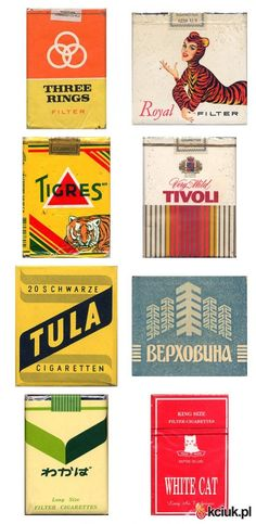 old cigs