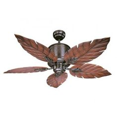 Illumine Arxiv 10 in. English Bronze Indoor/Outdoor Ceiling Fan-CLI-SH0230813 - The Home Depot