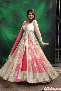 indian wedding dresses for women | ... dresses-for-Women-New-Dress-Collection-2013_WhiteSharara@IndianRamp