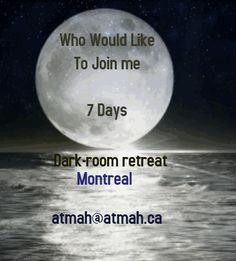 Who Would Like to Join me in 7 days Darkroom Darkness Retreat (Montreal Quebec) Happy Morning Quotes, Jesus Heals, Reiki Meditation, Healing Words, Montreal Quebec, Facebook Sign Up, Most Beautiful Pictures, Darkness, Told You So
