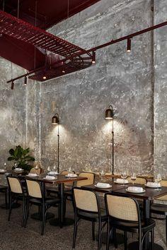 Pentolina Italian Restaurant & Bar in Melbourne's CBD by Biasol   Yellowtrace