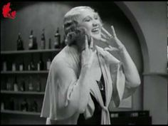 Liva Weel - Et lille kys eller to (1933) - YouTube