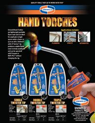 Uniweld Releases An All New Unitorch Hand Torch Flyer