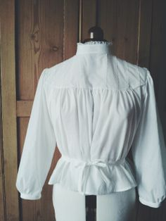 the petticoat archives | gibson girl blouse