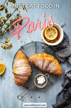 What food in Paris you must try on your visit - Excited about trying all sort of delicious dishes in Paris but not sure where to start? Food in Paris is so Best Restaurants In Paris, Paris Food, French Food, Foods To Eat, Try On, Foodie Travel, Street Food, Delicious Dishes, Good Food