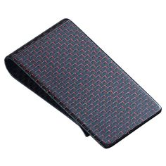 Visol Carbon Fiber Money Clip, Adult Unisex L 2 -