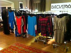Backstage Clothing Line at InPRessLA