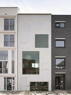 Claus en Kaan - Idenburg house, Amsterdam 2009. Via, photo (C) Christian Richters.