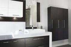 Vanit de salle bain vanit de salle de bain r flexion - Vanite salle de bain contemporaine ...