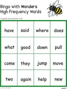 I+have+updated+this+file+to+include+24+student+cards+for+each+game.Here+are+3+bingo+games+for+the+high+frequency+words+in+McGraw-Hill+Wonders+reading+program.Game+1+contains+24+word+from+words+1-60+of+the+1st+grade+list.Game+2+contains+words+61-84+on+the+1st+grade+list.Game+3+contains+words+85-108+on+the+1st+grade+list.(For+a+larger+group,+some+cards+could+be+duplicated.)