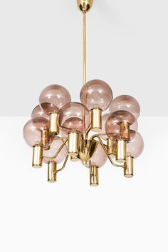View this item and discover similar for sale at - Rare ceiling lamp model Patricia designed by Hans-Agne Jakobsson. Produced by Hans-Agne Jakobsson AB in Markaryd, Sweden. Chandelier Design, Vintage Chandelier, Lamp Design, Kitchen Chandelier, Design Design, Decoration Chic, Decoration Inspiration, Interior Inspiration, Home Design Decor