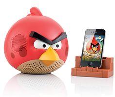 Angry Birds Docks for iPhone, iPod, iPad