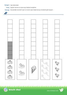 Sayı Çalışması | Minik Okul