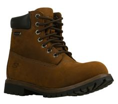fc59ab5eb39 SKECHERS Mens Steward Lace-up Boots - Brown - 7