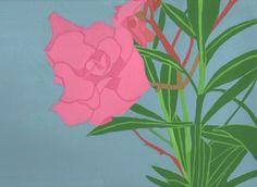 季節の花。キョウチクトウの花。2018/6/24